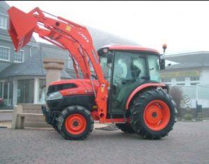 трактори градински