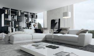ъглова мебел