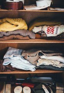 еднокрилен гардероб