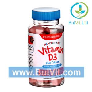 Витамин Д3 за деца